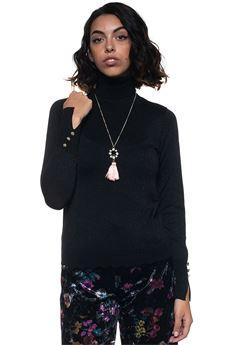 Turtleneck pullover Luckylu | 7 | 26LLMA90BL0700