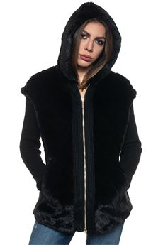 Hooded harrington jacket Luckylu | -276790253 | 26LLPL03EP0700