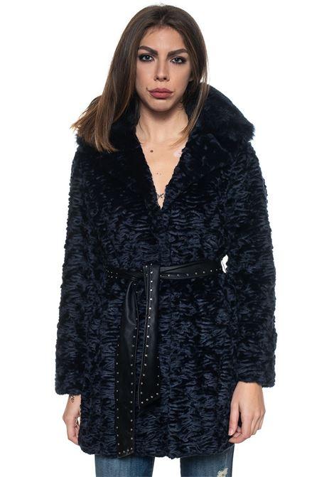 Longline fur coat Luckylu | 17 | 26LLPL08EP0405
