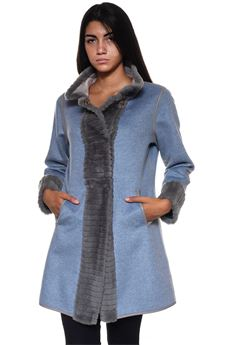 Cappotto in cashmere Marester | 20000057 | 4660-CASHD-PAPARADISE