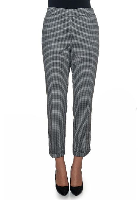 Bant trousers with a turn-up cuff Mariella Rosati | 9 | BANT-SBY002