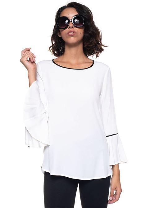 Goccia women's tunic shirt Mariella Rosati | 6 | GOCCIAY003