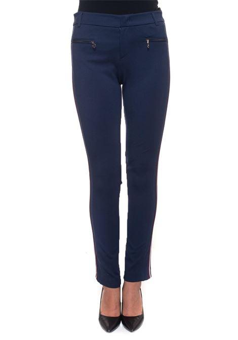 Pantalone stretch a sigaretta Indiano Mariella Rosati | 9 | INDIANO-BANDAR002