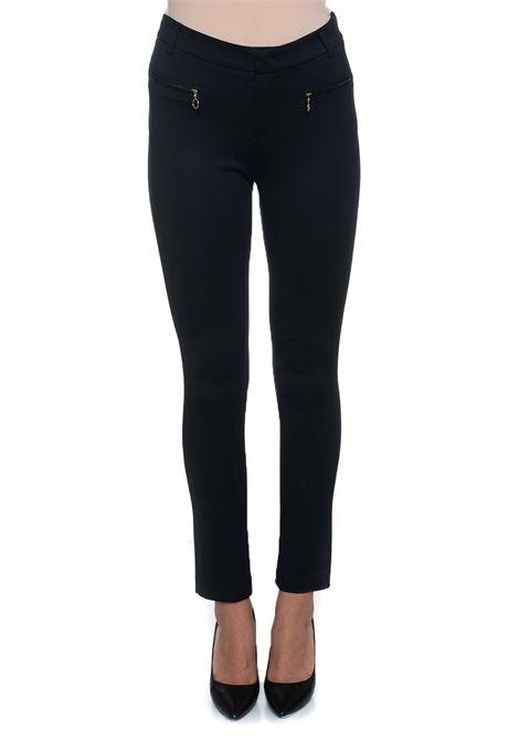 Indiano Stretchy drainpipe trousers Mariella Rosati | 9 | INDIANOX001