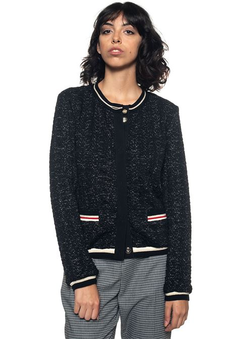Short jacket Mariella Rosati | 3 | ORCHESTRAX001