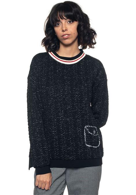 Round-necked pullover Mariella Rosati | 7 | OTTIMAX001