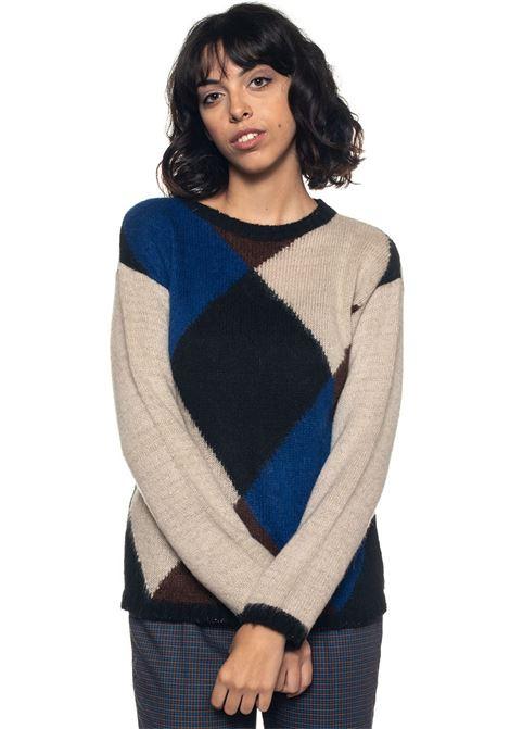 Round-necked pullover Mariella Rosati | 7 | ROMBOY001