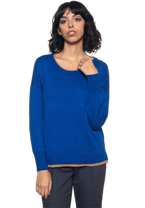 Round-necked pullover Mariella Rosati | 7 | WANDAR001