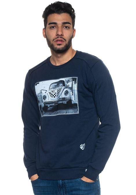Sweatshirt Oji | 20000055 | 1-PHBLU