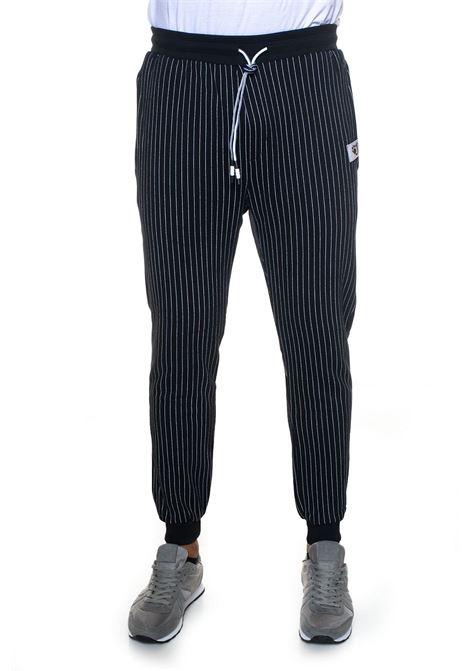 Pantalone in felpa Oji | 9 | 4-GESSATONERO