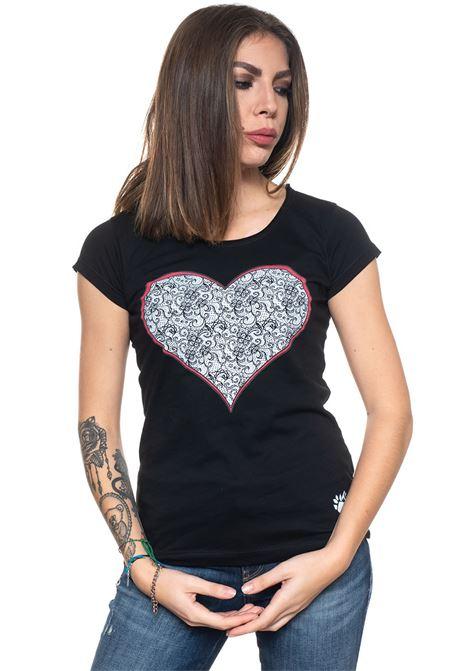 T-shirt Pizzo Oji | 8 | PIZZONERO