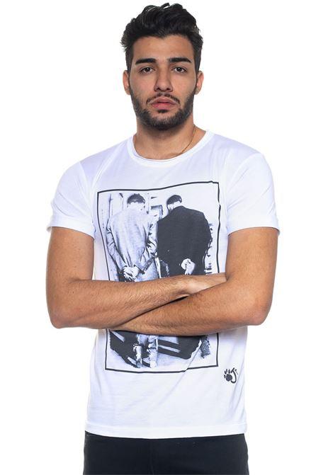 T-shirt Oji | 8 | PORTRAIT 3BIANCO