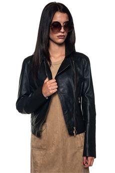 Nabucco biker jacket Pennyblack | -276790253 | NABUCCO-396NERO