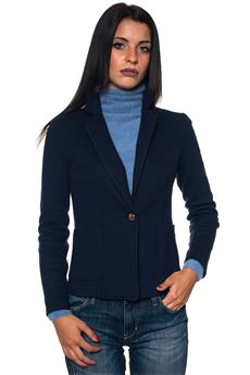Ragazza Jacket with 1 button Pennyblack | 3 | RAGAZZA-317BLU