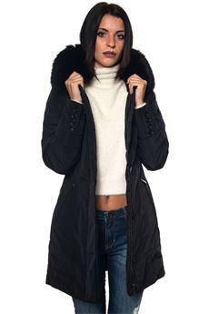 Metropolitan long down jacket Peuterey | 20000057 | METROPOLITAN-PED2275NER