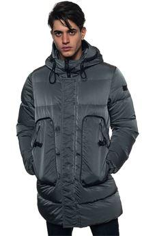 Quidel_Ks hooded jacket Peuterey | 20000057 | QUIDEL_KS_PPT-PEU2894192