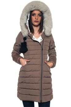 SERIOLA quilted jacket Peuterey | 20000057 | SERIOLA_02FUR-PED3039837