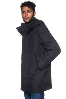 Tupide hooded jacket Peuterey | 20000057 | TUPI DE-PEU2884NER