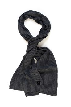 VALUR large ribbed scarf Peuterey | 77 | VALUR_MAN01752