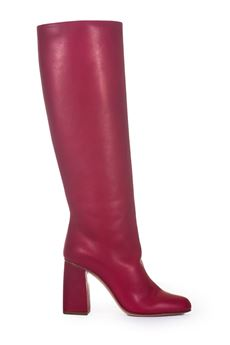 Leather boots Red Valentino | 76 | QQ0S0B43-UTLI47