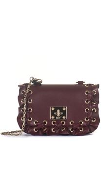 Leather bag Red Valentino | 31 | QQ2B0A77-EAVW53