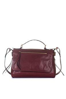 Leather handbag Red Valentino | 31 | QQ2B0B00-NZWW53