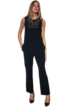 Jumpsuit Red Valentino | 19 | QR0VE0Q5-43B0NO