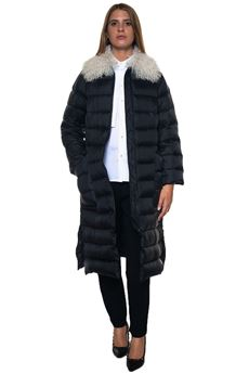 Long down jacket Red Valentino | 20000057 | QR3CP00E-40U0NO