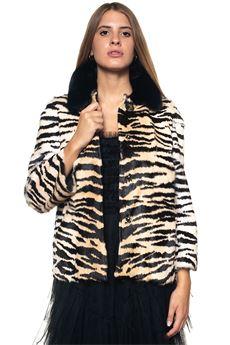 Cropped fur coat Red Valentino | 20000061 | QR3FB00R-3VC0NO