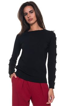 Round-necked pullover Red Valentino | 7 | QR3KC1D0-3VY0NO