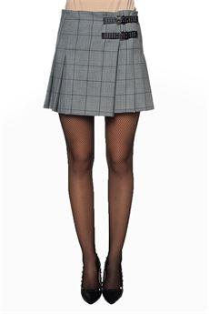 Miniskirt Red Valentino | 15 | QR3RA2W0-3SE0NO