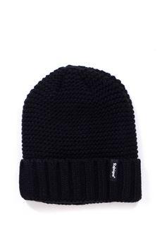 Cappello in maglia Refrigue | 5032318 | CAP-R85068IWT2MBLACK
