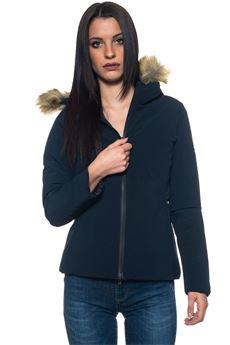 HEMMA reversible jacket Refrigue | -276790253 | HEMMA_ECO_FUR-R57521HYT2WDARK BLUE