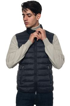 Quilted gilet Refrigue | -276790253 | RUD-R13018TAT2MDK BLUE
