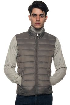 Gilet trapuntato Refrigue | -276790253 | RUD-R13018TAT2MTAUPE