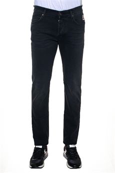 Superior Denim BlackMarine 5 pocket denim Jeans Roy Rogers | 24 | 529-SUPERIO DENIM BLACKMAINE