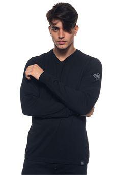 T-shirt girocollo Roy Rogers | 8 | T-SHIRT M/L JERSEYNERO