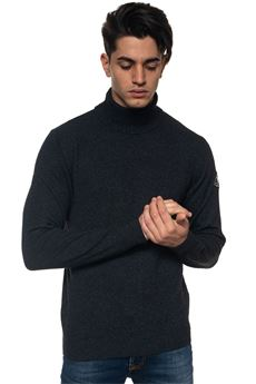 Pullover collo alto TURTLE NECK Roy Rogers | 7 | TURTLE NECKANTRACITE