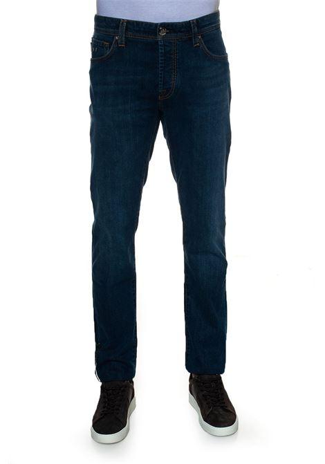 5 pocket denim Jeans Tramarossa | 24 | LEONARDO-D3196 MONT