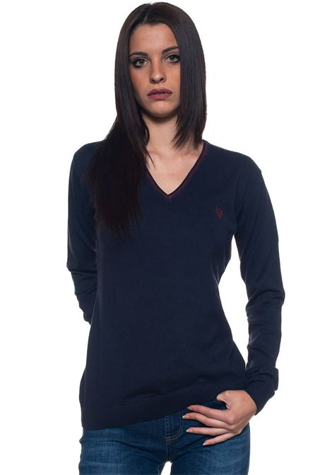 Pullover v neck US Polo Assn | 7 | 50390-48847179