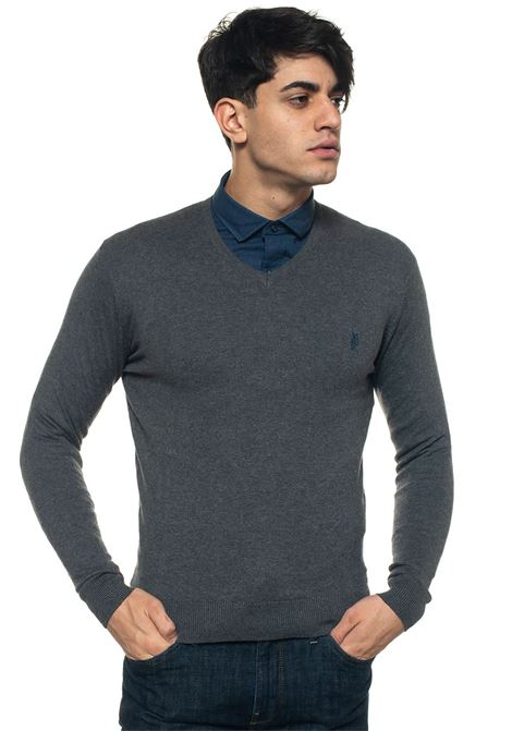Pullover collo a V US Polo Assn | 7 | 50522-48847189