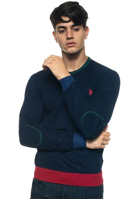 Pullover girocollo US Polo Assn | 7 | 50530-51958179