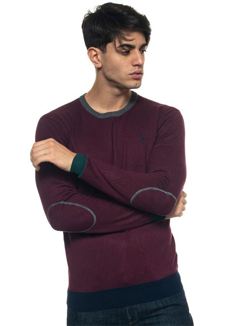 Pullover girocollo US Polo Assn | 7 | 50530-51958259