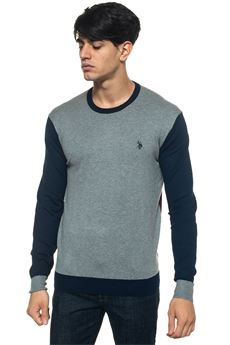 Pullover collo a V US Polo Assn | 7 | 50532-51958385