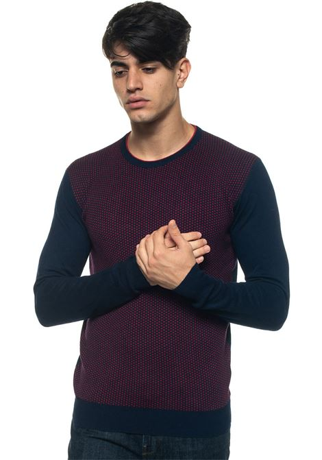 Pullover girocollo US Polo Assn | 7 | 50533-51958179