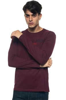 T-shirt with long sleeves and round-neck US Polo Assn   8   50599-34502259