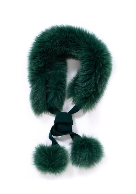 Fur neck Vanisé | 77 | V21620BOSCO