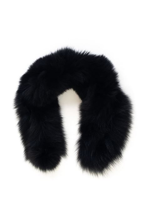Fur neck Vanisé | 5032314 | V21622NERO