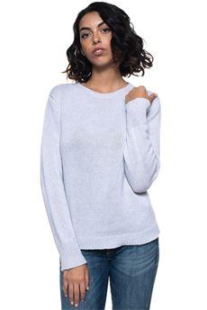 Cashmere pullover Vanisé | 7 | V24732GHIACCIO