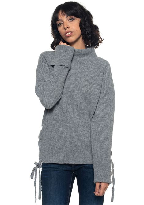 Cashmere pullover Vanisé | 7 | V28703GRIGIO MEDIO